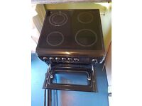 Cooker free standing excellent condition
