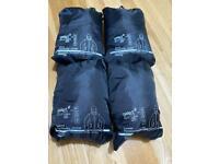4 New Gelert packaway jackets