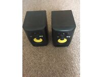 KRK Rokit 5 active speakers x2