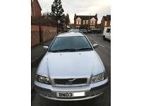 *2003 Volvo V40 Sport 1.9D ESTATE Silver 9 Months MOT Lots of History*