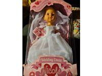 doll wedding