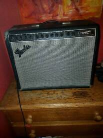 Fender performer 1000 guitar combo amplifier made in the USA