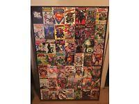 DC Comics wall art picture £10
