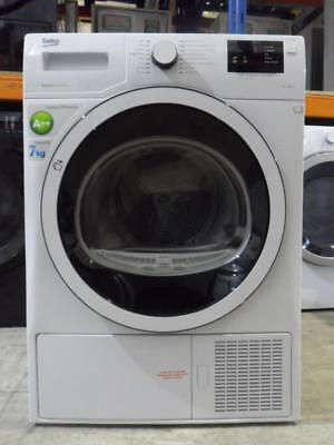 Beko DHR73431W White Heat Pump Condenser Tumble Dryer 7 KG Energy A++ PTD