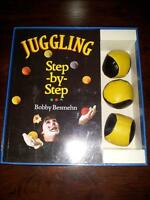 Juggling Step by Step with balls