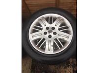 Rover 75 alloy wheel