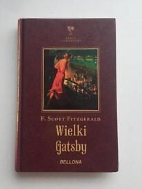 Wielki Gatsby by F. Scott Fitzgerald