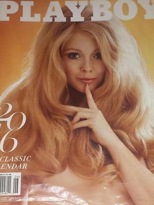 Playboy    2016 Classic Wall Calendar   10  X 12    Free Shipping