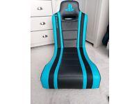X Rocker Geist Stereo Audio Playstation Floor gaming chair