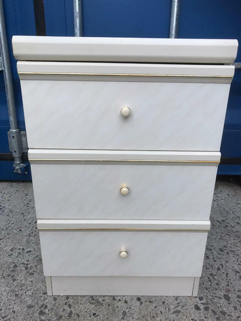 Bedside chest FREE DELIVERY PLYMOUTH AREA