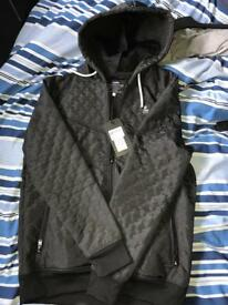 Jack and Jones men's black jacket. ( Brand new )
