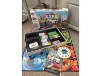 Game of life twists and turns board game