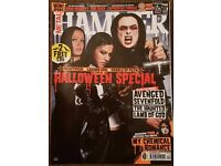 Metal Hammer, Terrorizer, Classic Rock, Power Plus, rock 'n' metal music magazines from 2000-2007