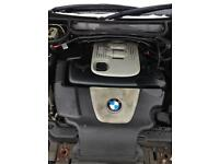 BMW 3 Series E46 320d Bare Engine 2004 Plate