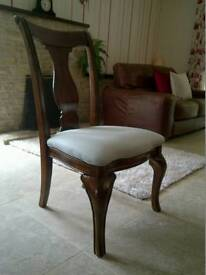 Dining Chairs ~ set of six