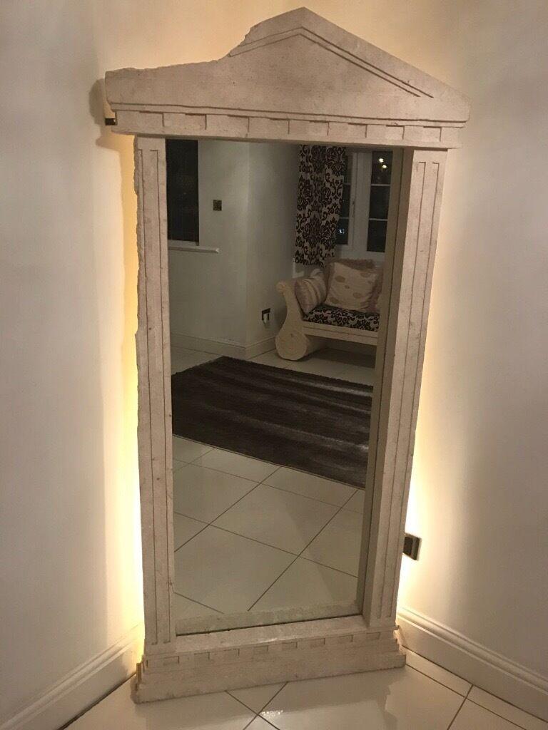 6ft Roman Mirror