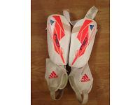 1x addidas and 1x Umbro Football Shin Guard Size L £8.00 each