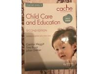 CACHE Level 3 child care and education book
