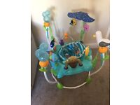 Disney Finding Nemo Baby Jumper