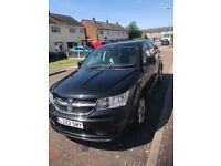 Dodge Journey 2010 excellent family car low mileage full service history