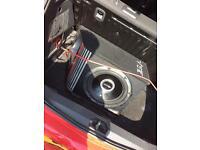 1600 watt vibe black air subwoofer
