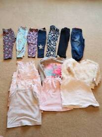 Girls age 3 - 4 years clothes bundle