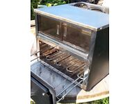 Electric Jacket Spud Potato Oven Cooker for Cafe Boot sale