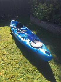 Islander 14ft sea kayak