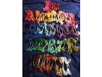 Over 100 Cross Stitch Threads