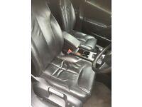 07 VW PASSAT LEATHER INTERIOR SEATS FULL SET WIHT DOOR CARDS HEATED SEATS