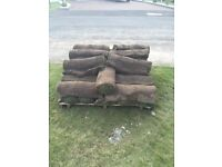 32 rolls of Rolawn grass for sale £50