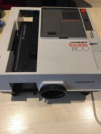 Hanimex slide projector rondette 1800af fully working