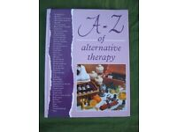 The A to Z of Alternative Therapy in Hardback