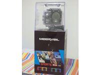 Meerveil T800 4K Action Camera Sport Camera WiFi Ultra HD Waterproof Camera