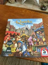 Quacks of Quedlingburg Board Game - Parts Only