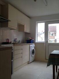 2 Bedroom first floor Flat (50 m2) in purpose-built Block near centre of Brighton.