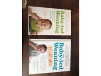 baby led weaning 2x Book