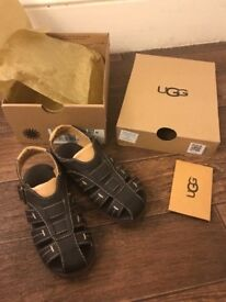 Brand new in box uggs children size 9