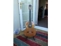 Alhambra Classical Guitar Model 4P Cedar Top & Hard Case