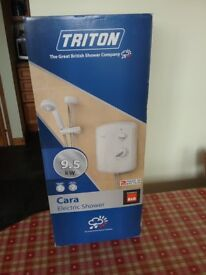 Triton 9.5 kw shower. Brand new still in the box £50