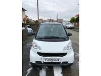 SMART FORTWO 0.8 CDI LIMMITED