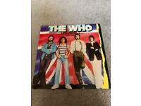 The Who - Rarities Vol 1 1966 - 1968 Original Vinyl Record LP