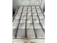 Double mattress in good condition - free to collect