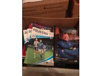 Football programmes Rangers 2015 x 105