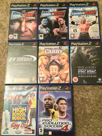 PS2 Games £4 for all