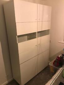 Ikea unit/wardrobe/sideboard/storage