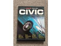 Haynes Honda Civic book