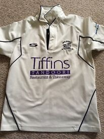 Free Boys Cricket Top for Wootton and Boars Hill cricket club