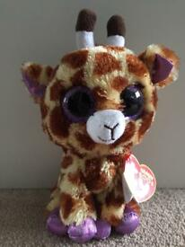 Giraffe beanie boo