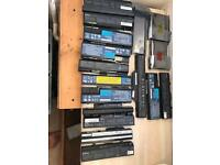 Laptop batteries ( JOB LOT)